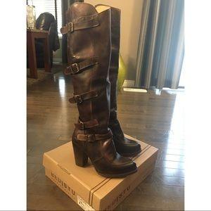BEDSTU Statute Tall boot